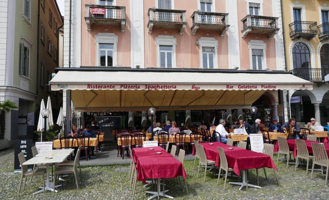 Ristorante Pizzeria Portico