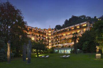 Ristorante La Rucola, Hotel Villa Castagnola