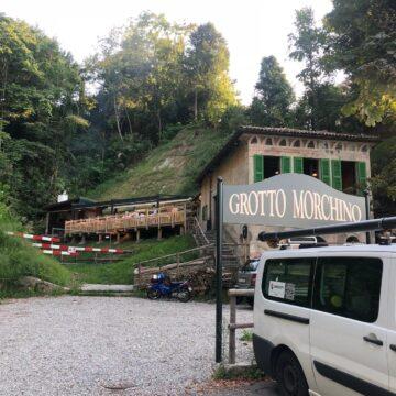 Morchino, Grotto