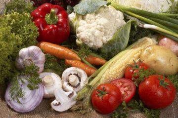 Gli ortaggi e la frutta