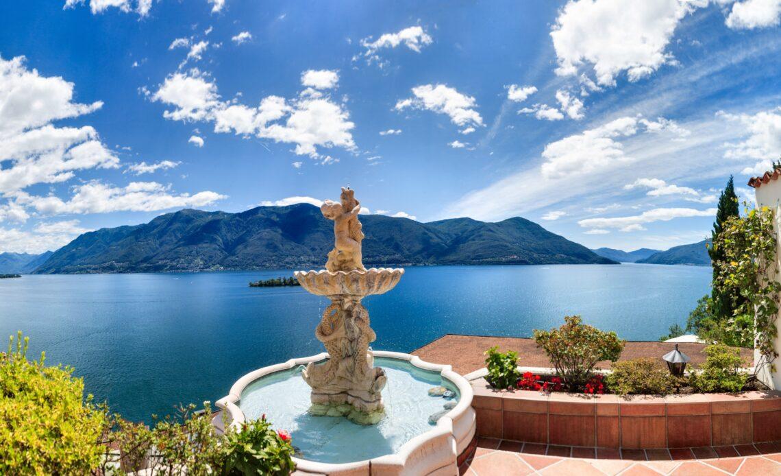 Ristorante Panoramico presso Boutique-Hotel La Rocca****