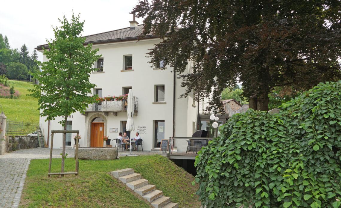 Hotel Ristorante Des Alpes