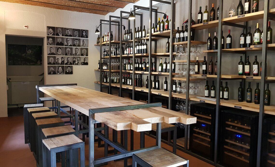 Casa del Vino Ticino