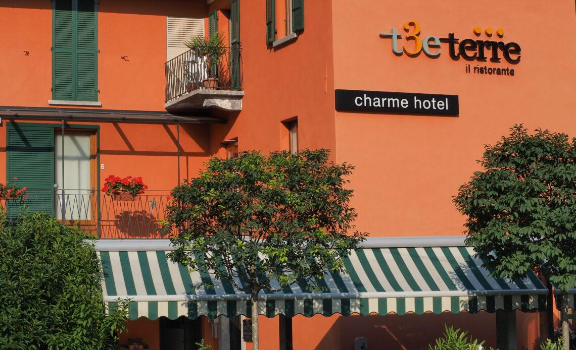 Ristorante Charme Hotel T3e Terre