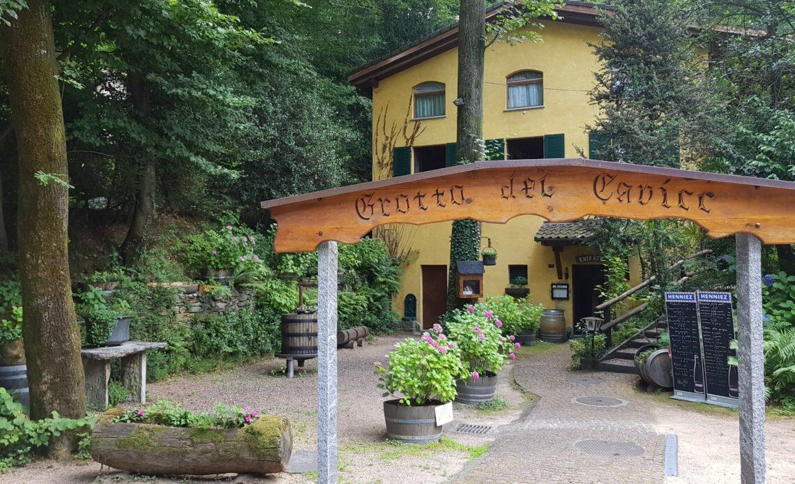Grotto del Cavicc